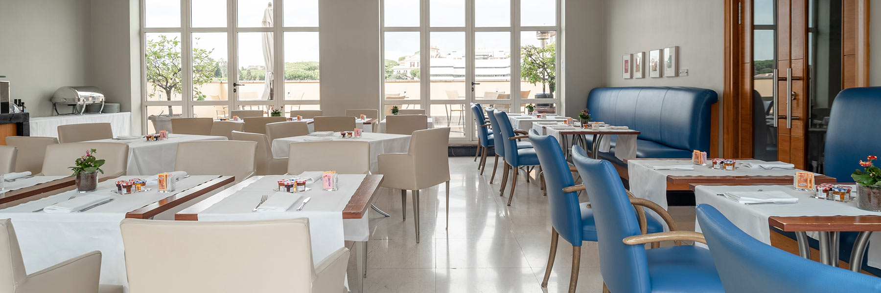 Eat And Drink Hotel Capo D Africa Colosseo Rome